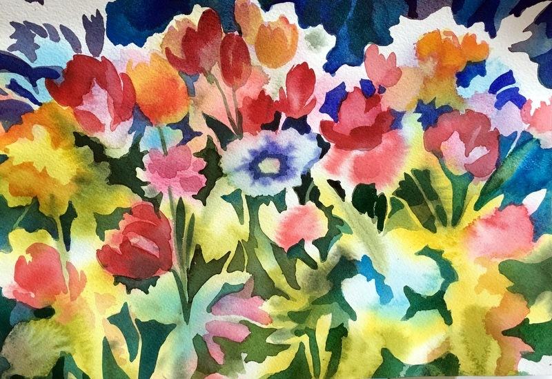 Watercolor | Dwyer