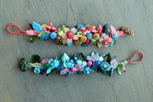 Margaret Dwyer garden bracelet
