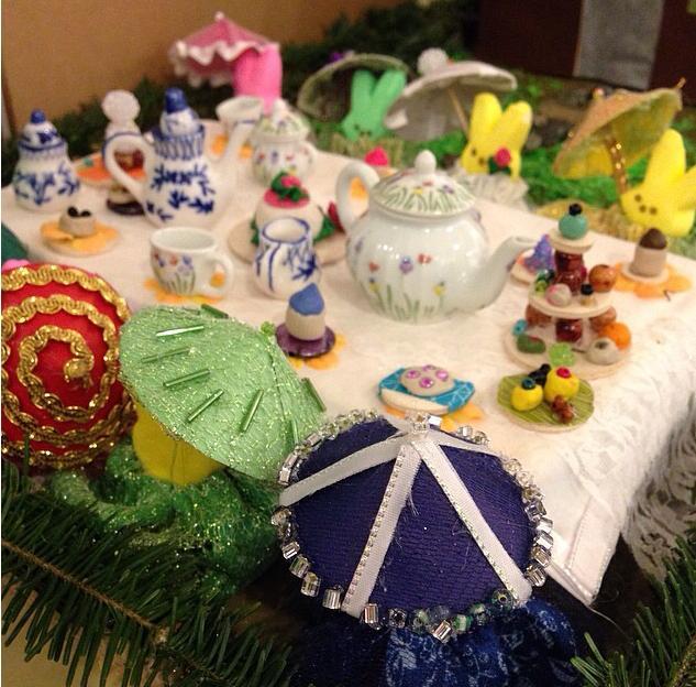 LAC Peeps Contest 2014 - Eight PEEPS of Tea