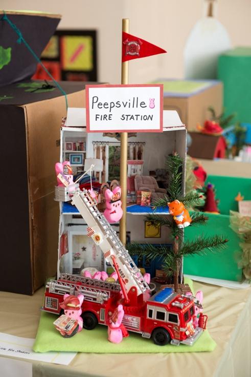 Peepsville Fire Station