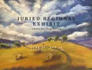 Juried Regional 2018