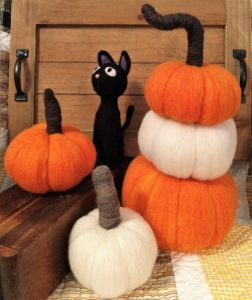 Jennifer Boyd - Make Your Own Fall Felted Creations