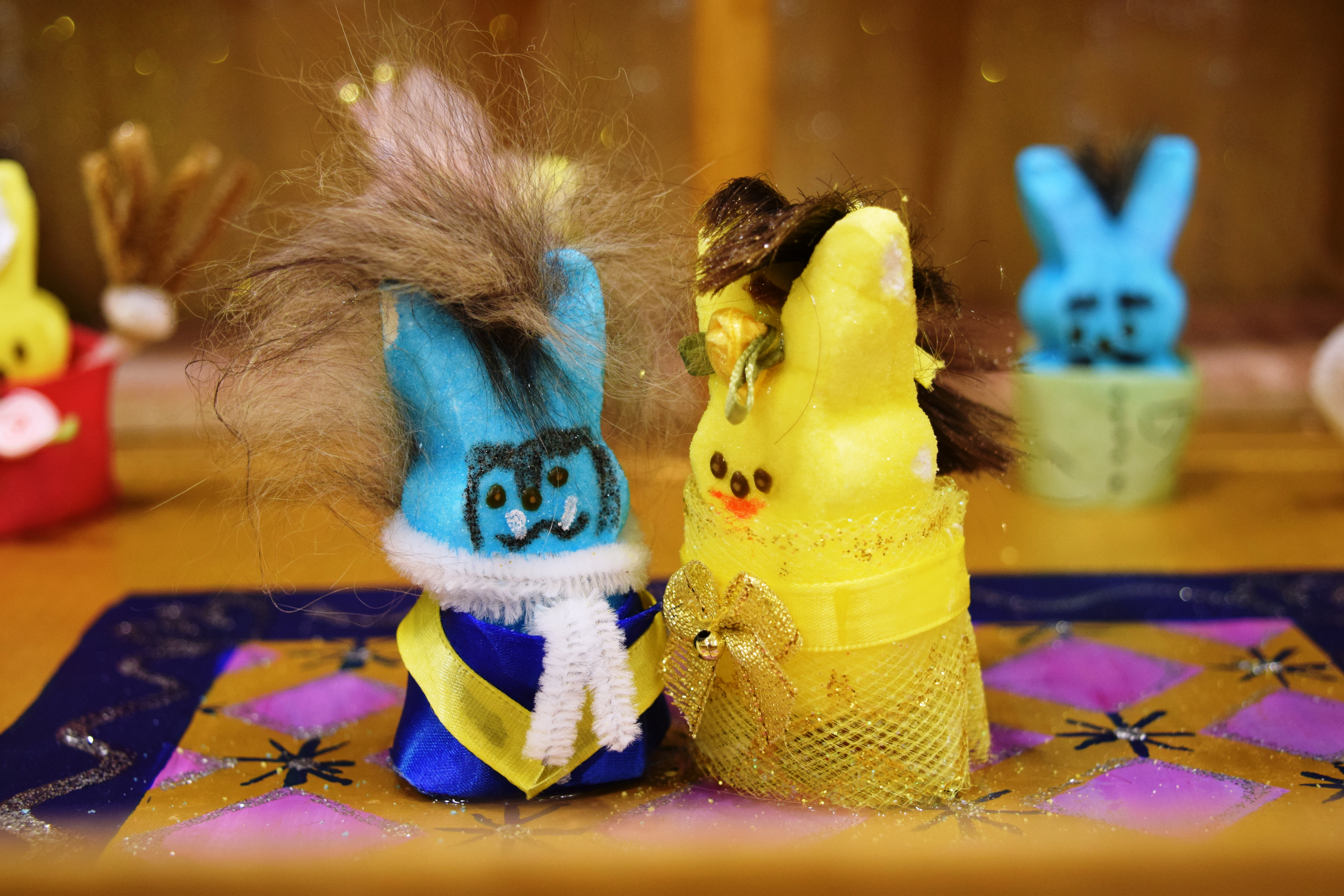 Beauty and the Peep