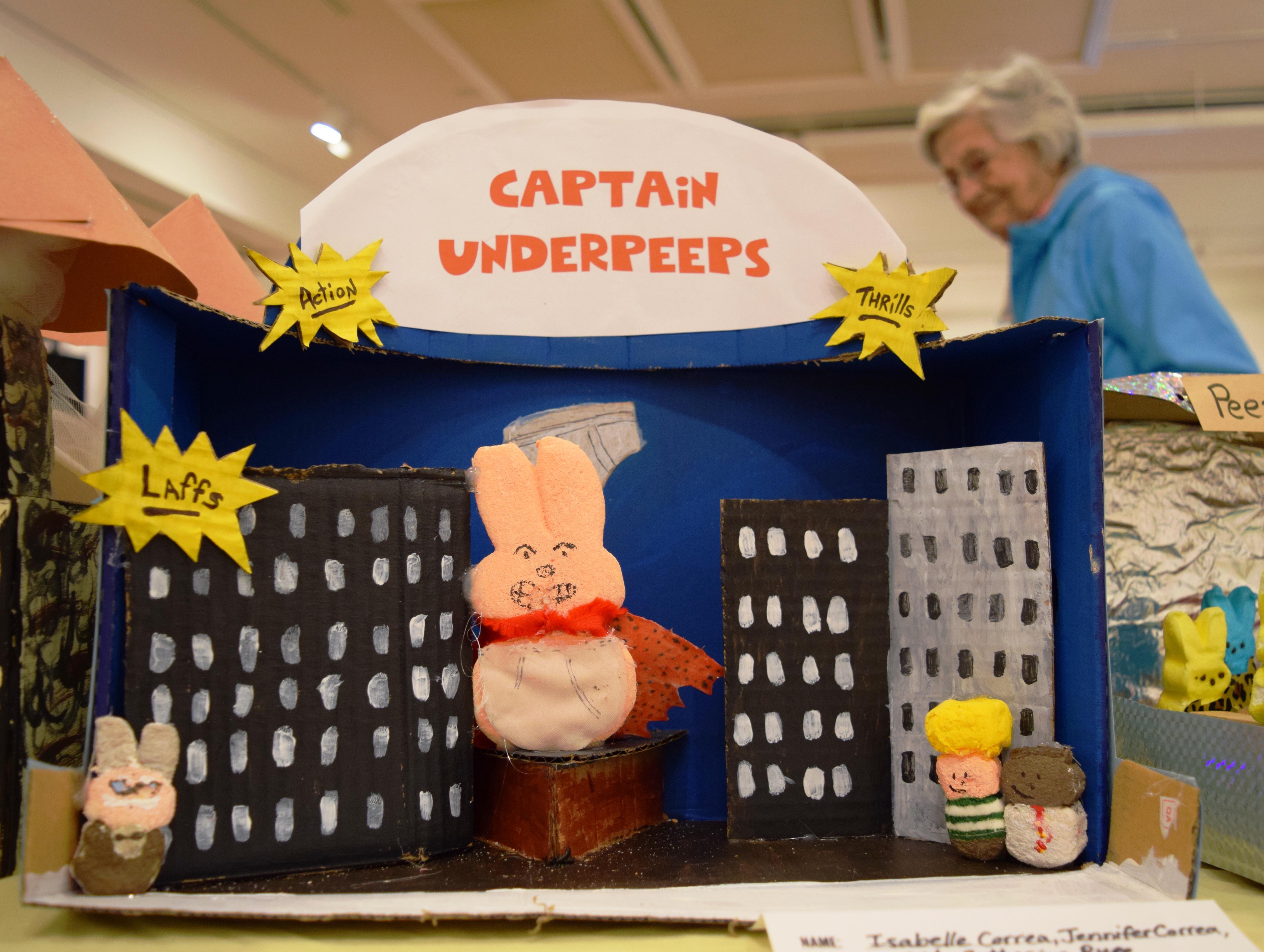 Captain Underpeeps