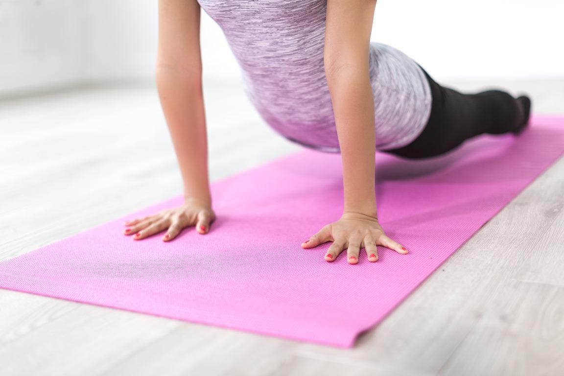 New Yoga sessions