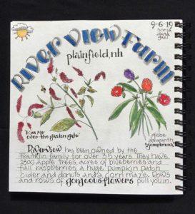 Sketchbook Journaling with Gael Clauson & Patti Warren