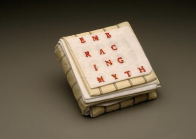 Gail Smuda - Embracing the Myths - Book Arts