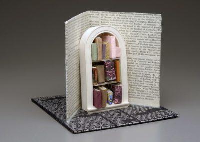 Gail Smuda - Library As Sanctuary II - Book Arts