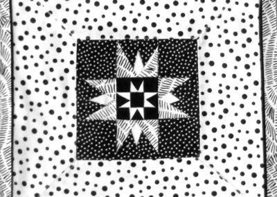 Gata Hudson - Pieced Star - Quilt