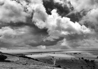 Gillian Martlew - Sun Before the Rain - Photograph