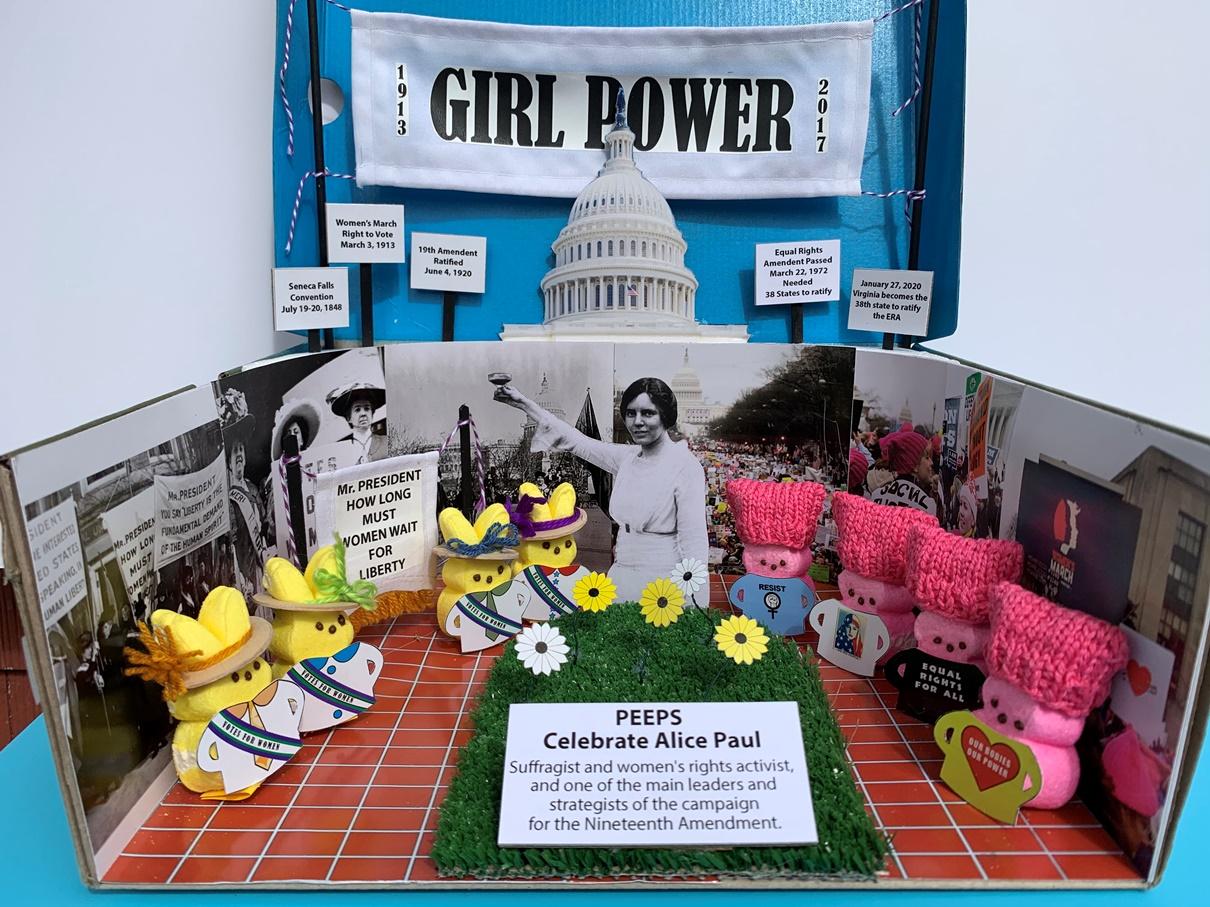 Holly Hatton - Girl Power - Cambridge, MA