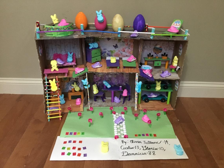 LeBlanc Kids - Peeps Dream House - Childrens Category