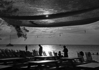Mary Gerakaris - The Sundowners - Photograph