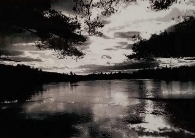 Sherri Morris - Dodge Pond - Photograph