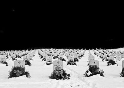 Thomas McHugh - Eternal Christmas - Photograph