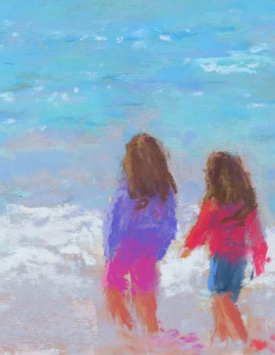 "Karen Audouin ""Beach Buddies"""
