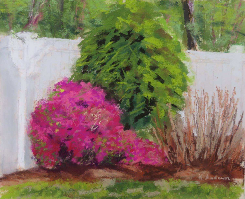 """Karen Audouin """"Joyful Spring"""""""