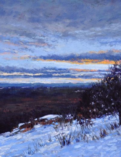 "Sharon Boisvert ""Sunset on South"""