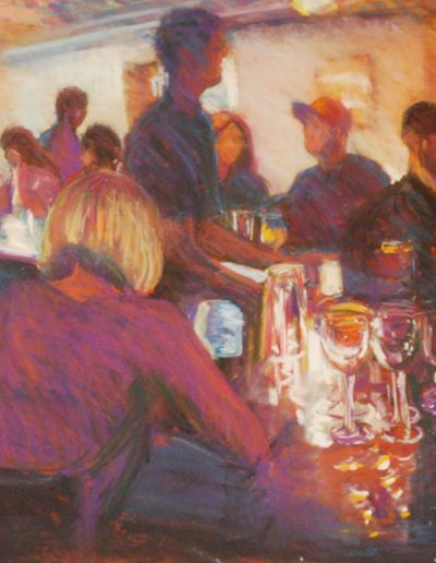 "Terri Brooks ""At the Bar"""