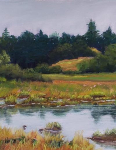 "Mary Ann Eldred ""Golden Marsh"""