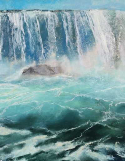"Wolfgang Ertl, ""American Falls"""