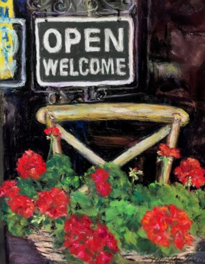 "Madeleine LaRose ""Open, Welcome"""