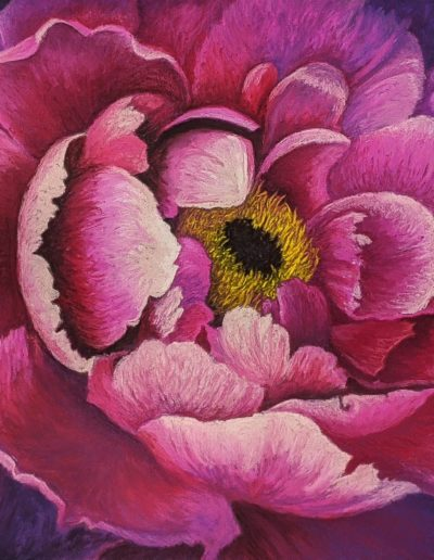 "Susanne Larkham ""The Peony: A Poem in Petals"""
