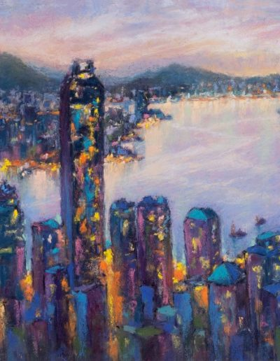 "Shuk Susan Lee ""Victoria Harbour"""