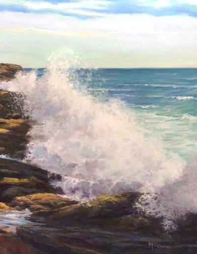 "Judith McKenna ""Nor'easter"""