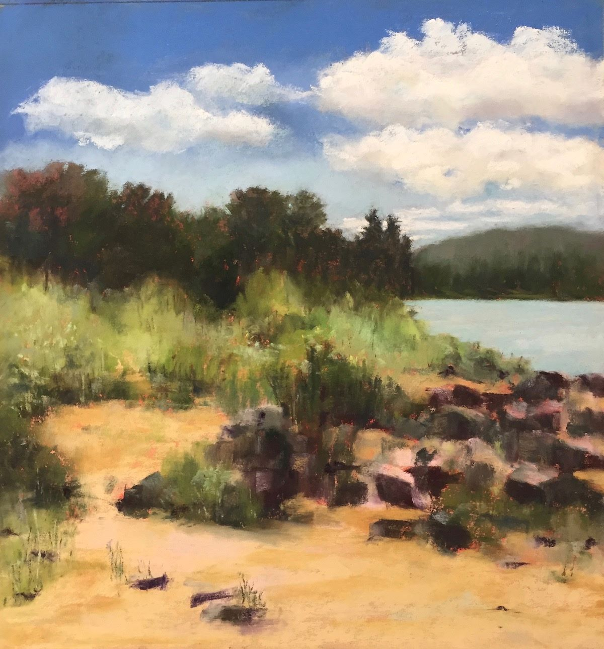 "Maggie F. Smith ""My Side of the Lake"""