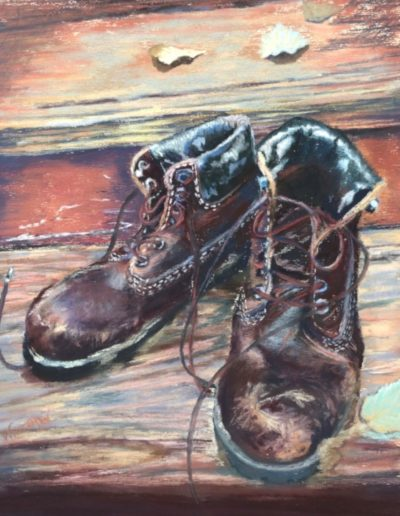 "Susan Whiteman ""The Old Boots"""