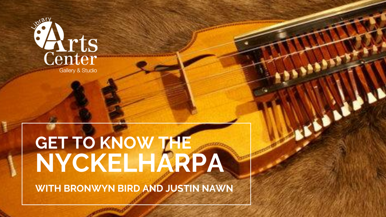 Get to Know the Nyckelharpa