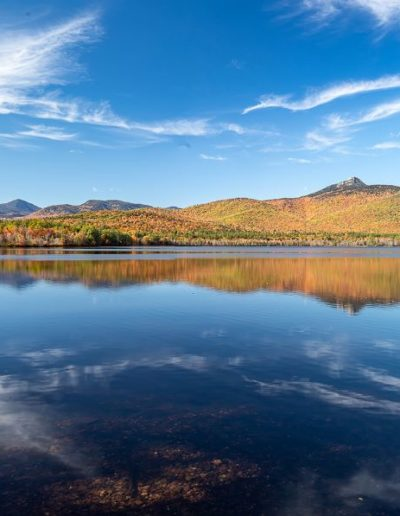 Lindsay Holmes - Chocorua Autumn Reflection - Photograph - $250
