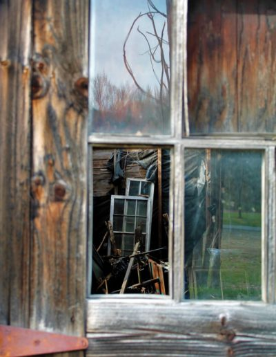 Paula Johnson - Windows - Photograph - $50