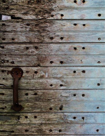 Reece Johnson - Old Door - Photograph - $50