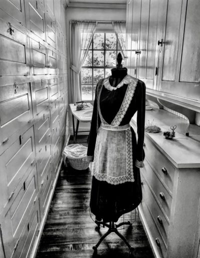 Judy Laliberte - The Maids Quarters - Photograph - $250