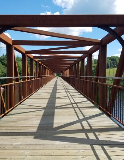 Pam Otis - Bridge Over the Merrimack River - Photograph - P.O.R.