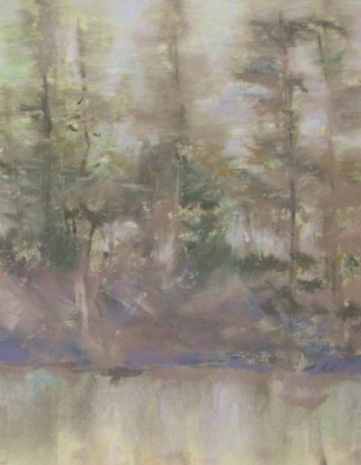 Jeanne Smith Cripps - Bailey Island - Pastel - $425