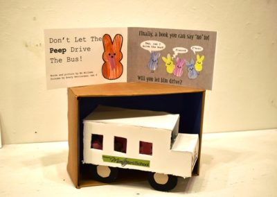Avery Bevilacqua-Don't Let the Peep Drive the Bus-Children's Category