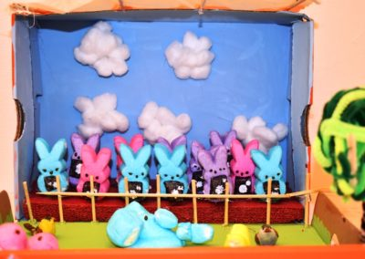 Chloe Parenteau-Come Take a Peep at my Peep Zoo-Children's Category