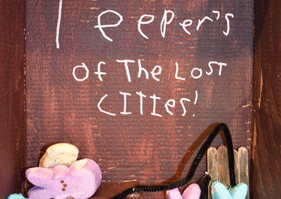 Shayla Walsh - Peepers of the Lost Cities-Children's Category