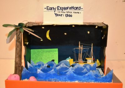 Olivia Baker - Early Explorations - Teen Category