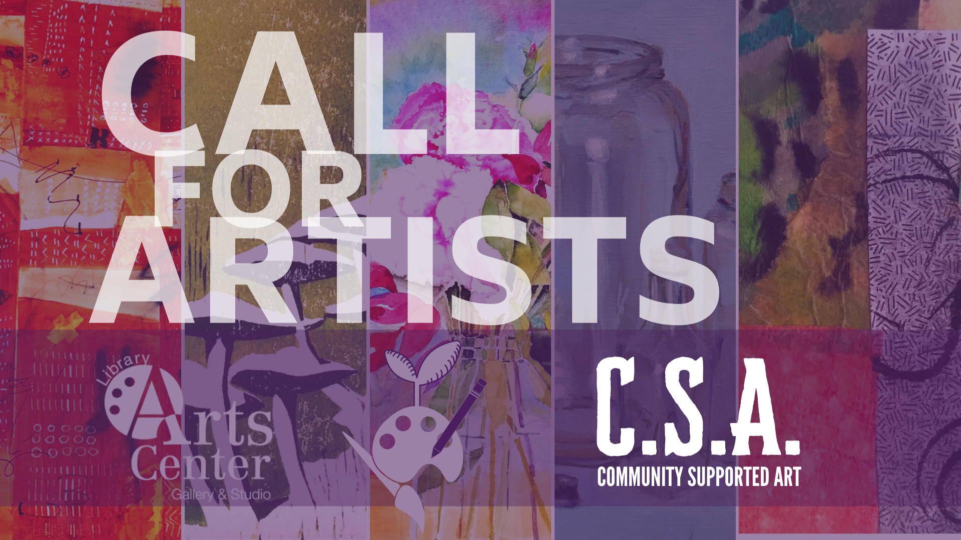 CSA (Community Supported Art)